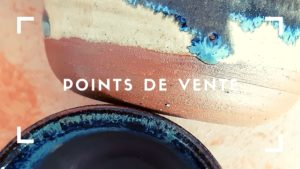 Point de Vente, poterie terre source